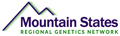 Mountain States Regional Genetics Network logo