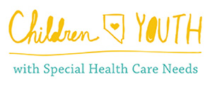 Children and Youth with Special Health Care Needs Nevada Logo
