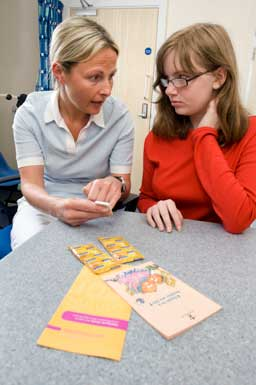 Contraception Counseling for Adescents Including Those with Special Health Needs