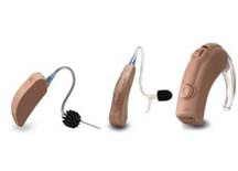 different models of behind the ear hearing aids